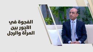 حمادة ابو نجمة وامال حدادين - الفجوة في الأجور بين المرأة والرجل