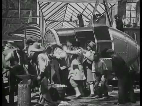 Viaje a la Luna (Le Voyage dans la lune, 1902), Georges Méliès - Película completa HD