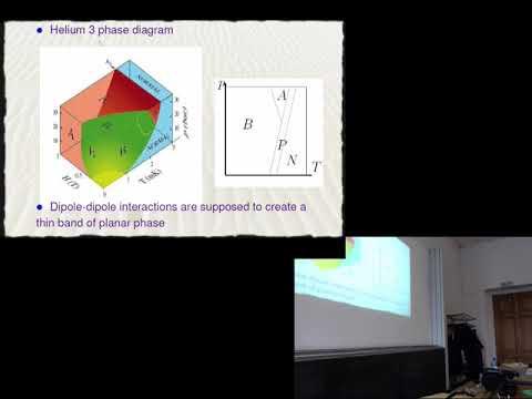 Carlos Barcelo: Emergent gravity: pursuing an idea