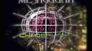 Meshuggah - New Millenium Cyanide Christ sub español lyrics