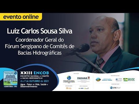 Luiz Carlos Sousa Silva fala sobre a importância do ENCOB na Gestão dos Recursos Hídricos no Brasil