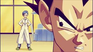 Bulma x Vegeta amv - Bad