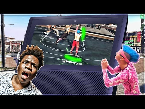 ALEXA PICKS MY JUMPSHOT IN NBA 2K19. CAN I GET GREENLIGHTS WITH THE SLOWEST JUMPSHOT IN NBA 2K19