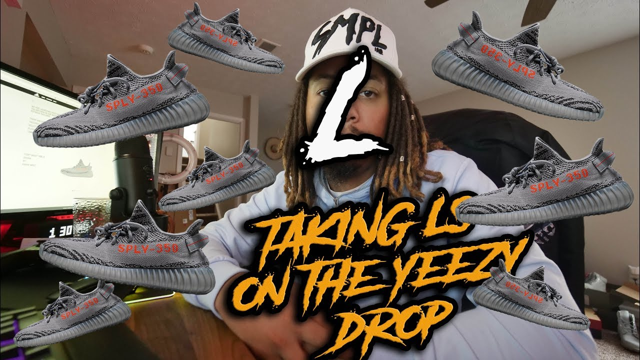 f71c595d730b ADIDAS WE NEED TO TALK !!! WAITING 4 HOURS ON THE YEEZY 350 V2 ...