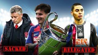 10 Football Daily Predictions For Next Season!