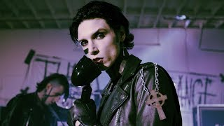 BLACK VEIL BRIDES - The Vengeance (Official Music Video)