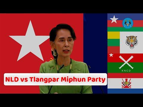 2020 Election Thlirnak: NLD vs Tlangpar Miphun Party - YouTube