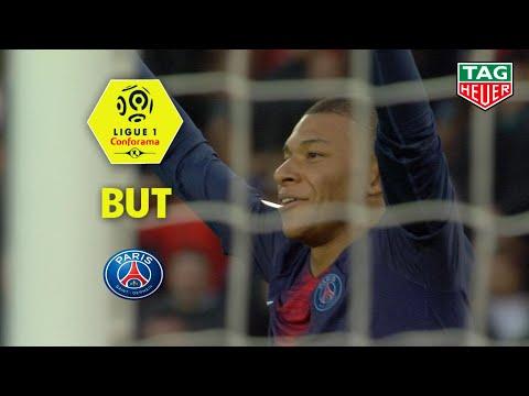 But Kylian MBAPPE (69') / Paris Saint-Germain - Nîmes Olympique (3-0)  (PARIS-NIMES)/ 2018-19