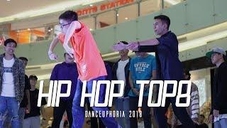 CIPUTRA WORLD DANCEUPHORIA 2018 | Top 8 2v2 Hip Hop | YOSHUA & CHARDSOE VS CHILL O & NATHA