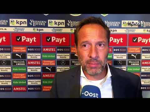 Van Crooij schiet PEC Zwolle bij FC Groningen naar eerste zege van seizoen