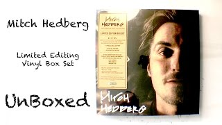 UnBoxing - Mitch Hedberg - Complete Vinyl Collection - Limited Edition Box Set