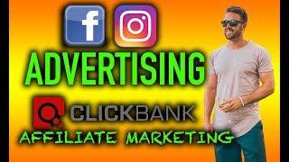 So Erstellen Sie Eine Facebook-Anzeige für Clickbank-SCHNELL und EINFACH | Instagram Anzeigen für Affiliate-Marketing 2018