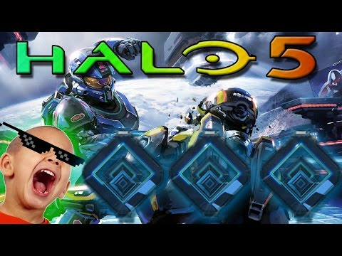 Crazy Intense Halo 5 Multiplayer Gameplay on Overgrowth!