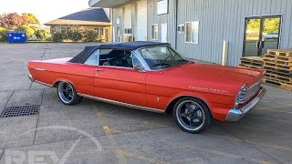 1965 Ford Galaxie 500xl Convertible 390