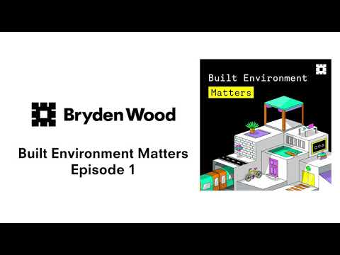 Construction Platforms & Design for Manufacture & Assembly (DfMA) Podcast by Bryden Wood