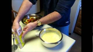 Ted's Video Recipe #2 Pineapple Upside Downcake