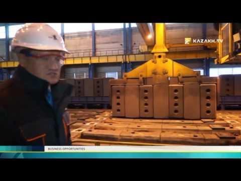"""""""Business opportunities"""" #3 (08.11.2016) - Kazakh TV"""