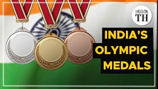 All of India's Olympic medals