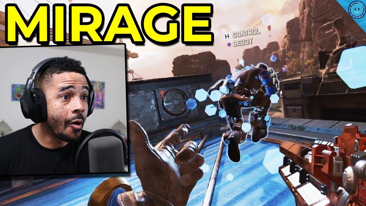 Mirage in Season 5 - Apex Legends Montage - YouTube
