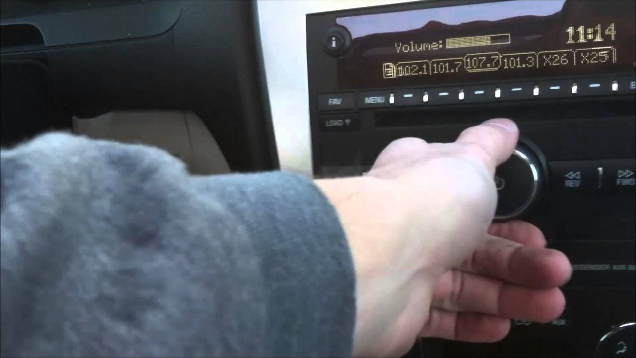 Gmc Acadia Sound Problems Potential Fix Repair Youtube 2014 Fuse Diagram