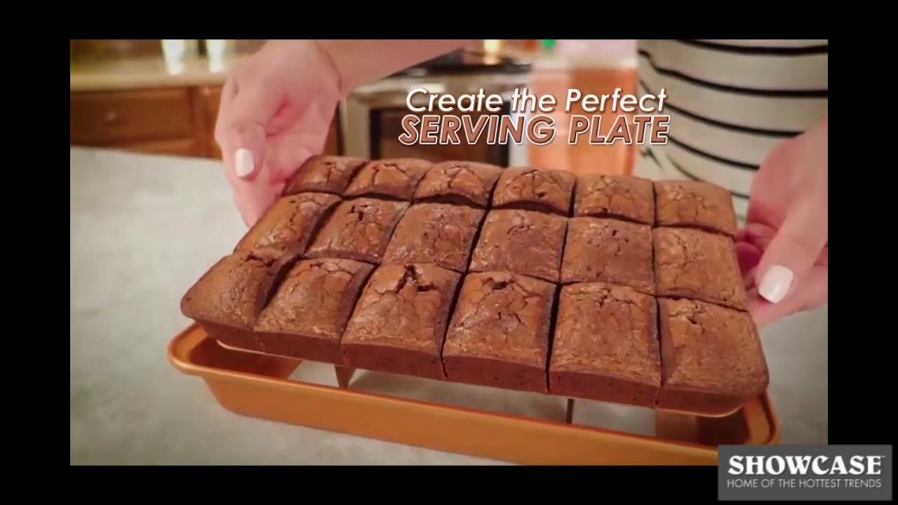 Brooklyn Brownie Copper Pan - YouTube - photo#27