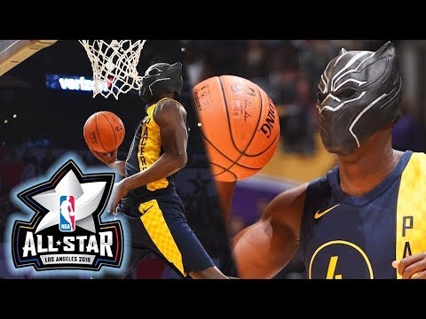 2018 NBA DUNK CONTEST! FULL HIGHLIGHTS! SO AMAZING!! BLACK PANTHER DUNK! NBA All Star Saturday Night