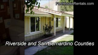 House For Rent - FastHouseRentals.com - Inland Empire