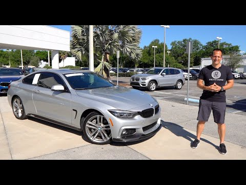 Is this BMW 430i a GOOD used luxury sport coupe to BUY?