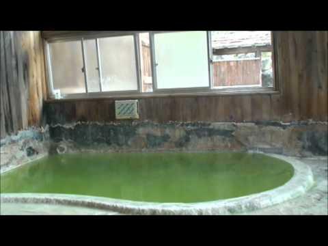 岩手: 国見温泉 石塚旅館 エメラルドグリーンの秘湯
