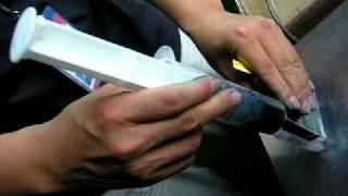 Refill HP 11 Refillable Ink cartridge