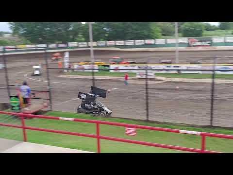 Port City Raceway Sportsman Heat 1 06/15/2019