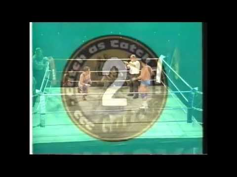 Mile Zrno vs Dan Collins (Berlin 11/7/1998)
