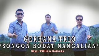 Songon Bodat Nangalian - Gerhana Trio Vol 3 Official Musik Video [HD]