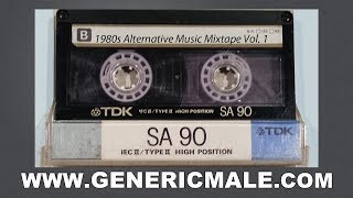 80s New Wave / Alternative Songs Mixtape Volume 1