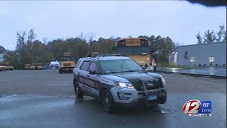 East Providence Police Investigating Bus Battery Thefts