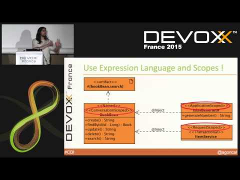 Venez découvrir CDI, la perle de Java EE !