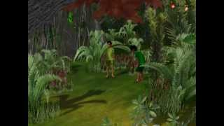 Short Story - Aman Lost in the Jungle - Part 2 - English