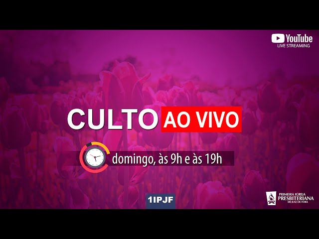 CULTO DOMINICAL - 29/11/2020