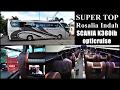 SUPER TOP | FIRST CLASS nya Rosalia Indah | Jakarta - Solo