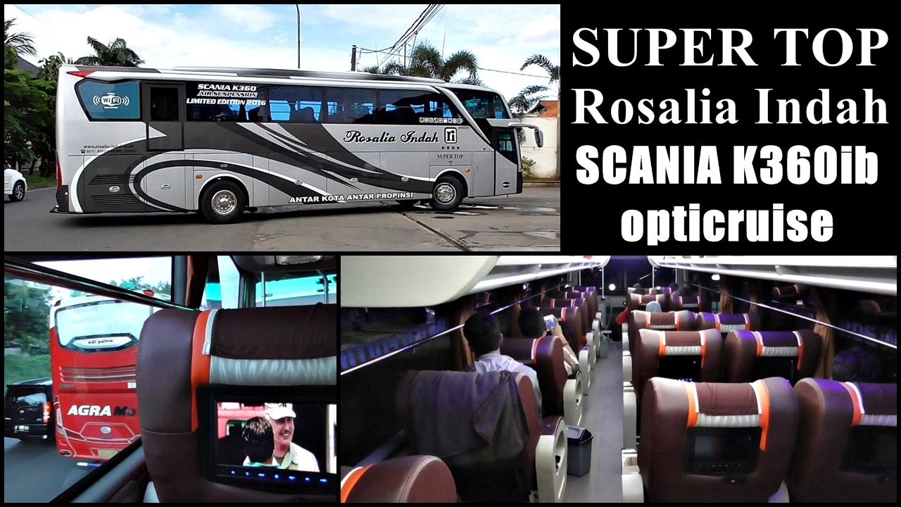 Super Top First Class Nya Rosalia Indah Jakarta Solo