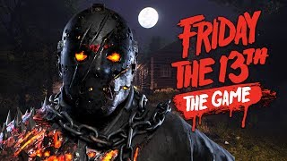 BEST ESCAPE EVER!! (Friday the 13th Game)