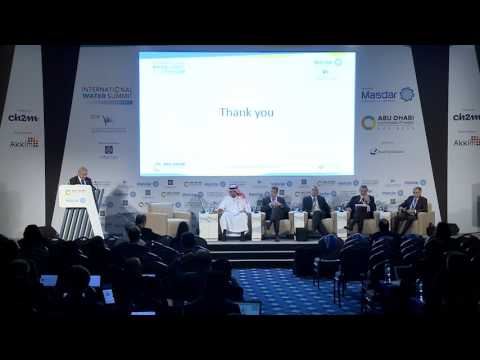 Developments In Sustainable Desalination And Water Reuse | IWS Conference