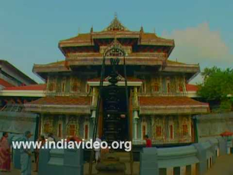 Thiruvambadi temple - a leading participant of Thrissur Pooram