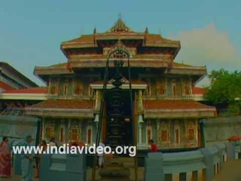 Thiruvambadi temple - a leading participant of Thrissur Pooram