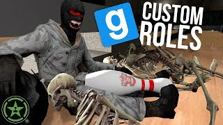 CUSTOM ROLES IN TTT - Gmod Gune: TTT (feat. Chef Mike) | Let's Play