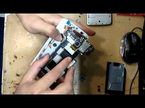 Trocando Tela Moto X Play XT1563 lcd touch display trincado
