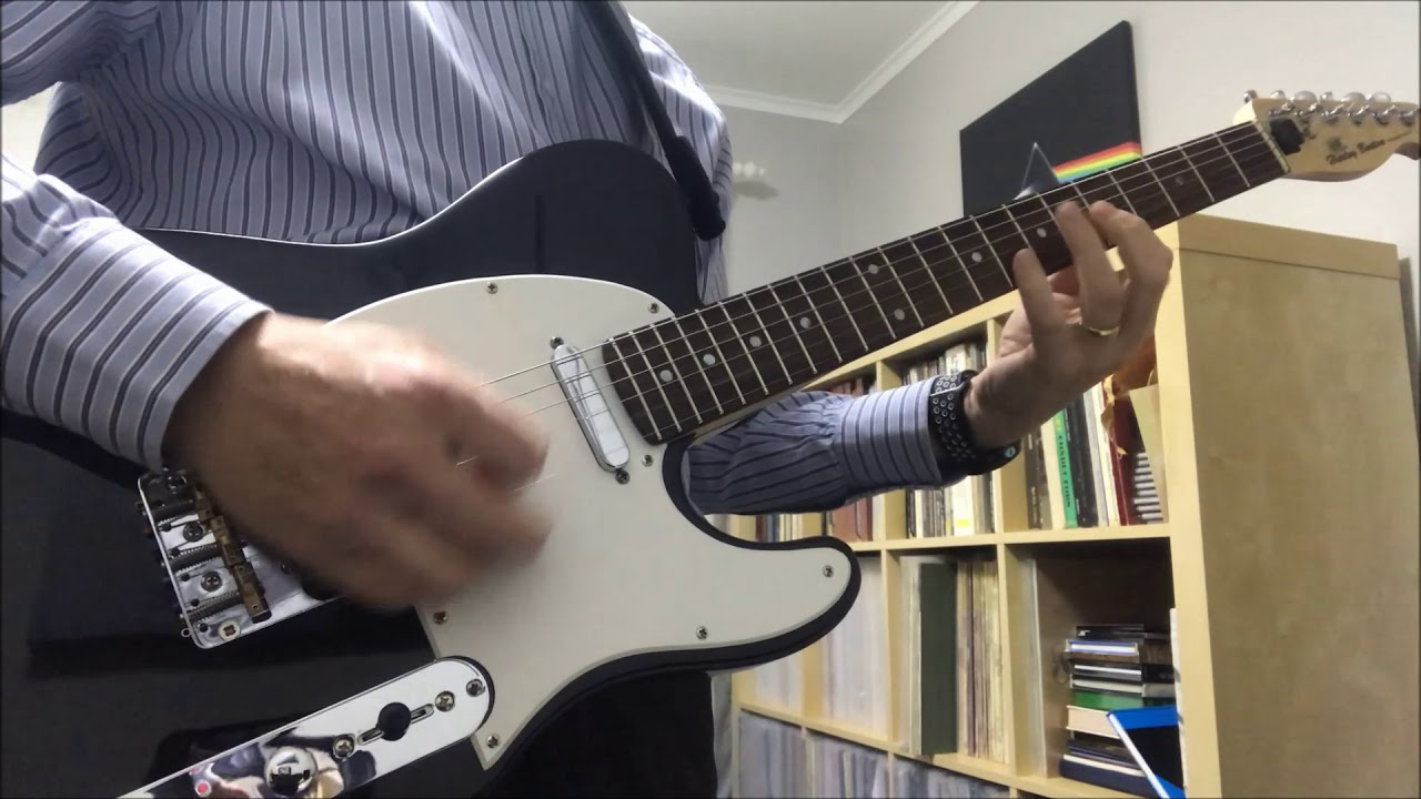 Harley Benton TE-20 Telecaster Thomann Modified Electric Guitar Build