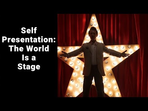 Presentation Of Self And Impression Management: Erving Goffman's Sociology