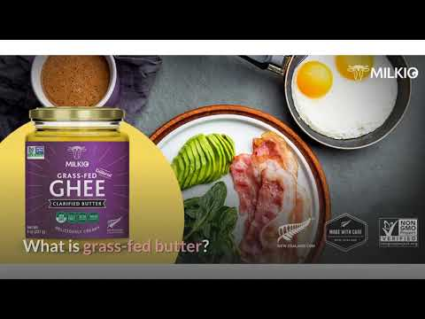 Grass-Fed butter vs ghee everything you must know about.