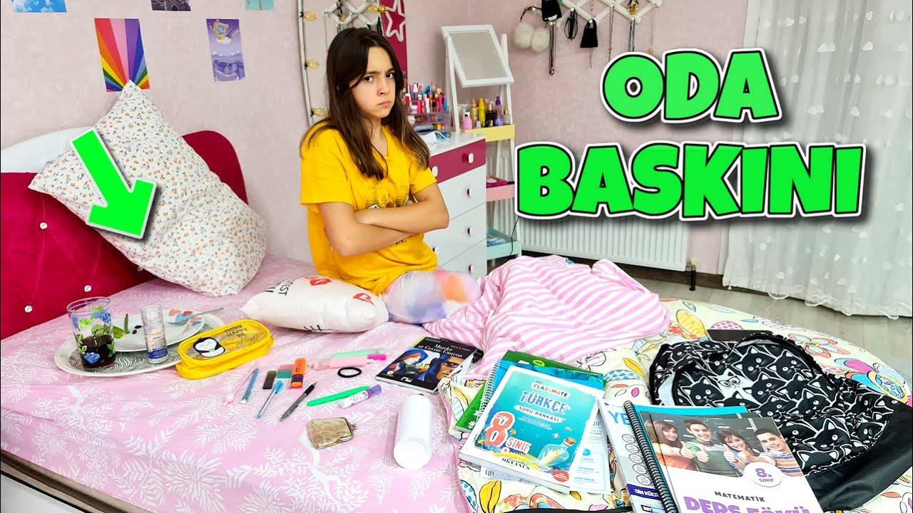 Melike Elifin Odasina Baskin Oyuncax Tv Youtube